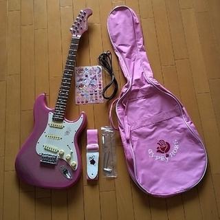 ジプシーローズ エレキギター(エレキギター)