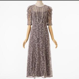 FRAY I.D - フレイアイディー  ワンピースドレス
