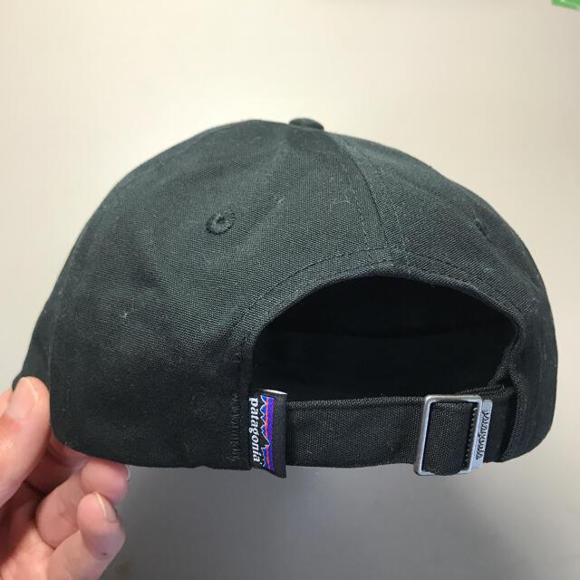 patagonia(パタゴニア)のパタゴニア キャップ ブラック メンズの帽子(キャップ)の商品写真