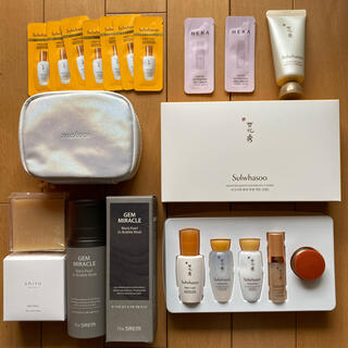 the saem - スキンケアセット/theSAEM/shiro/makeon/sulwhasoo