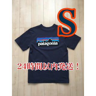 patagonia - 【24時間以内発送】パタゴニア ロゴ Tシャツ