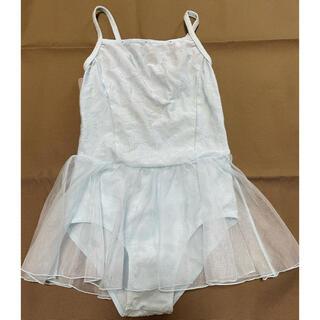 チャコット(CHACOTT)のチャコット スカート付キャミソールレオタード140K(ダンス/バレエ)