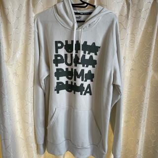 PUMA - PUMA ロゴパーカー ビッグ