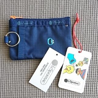 レスポートサック(LeSportsac)のLeSportsac◎セサミネイバーズ ID CARD CASE(パスケース/IDカードホルダー)
