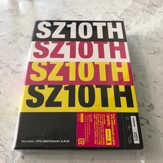 Sexy Zone♡ SZ10TH(初回限定盤A)♡