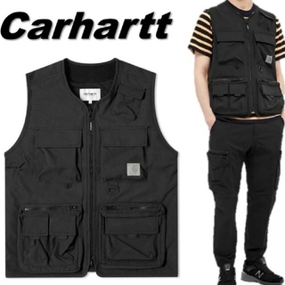 carhartt - 【新品・タグ付き】CARHARTT WIP  ELMWOOD VEST(M)