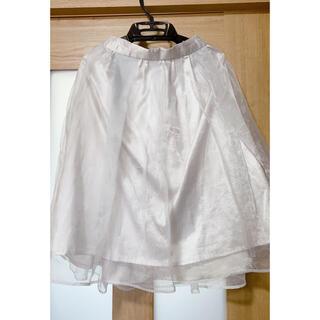 MERCURYDUO - mercuryduo 膝丈スカート