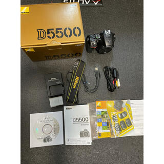 Nikon - ニコン nikon D5500 ボディのみ