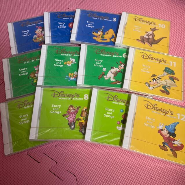 Disney(ディズニー)のディズニーワールドファミリー エンタメ/ホビーのDVD/ブルーレイ(キッズ/ファミリー)の商品写真