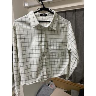 アンビー(ENVYM)のENVYM チェックシャツ(シャツ/ブラウス(長袖/七分))