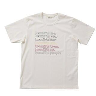 ビューティフルピープル(beautiful people)のタグ付き*BP ロゴTシャツ(カットソー(半袖/袖なし))