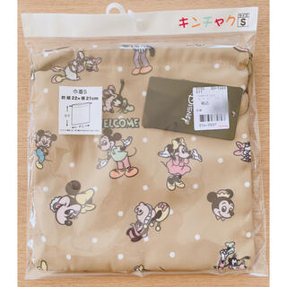 futafuta - ミッキー巾着 Sサイズ