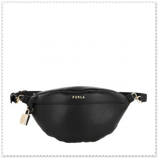 フルラ(Furla)の【新品 未使用】フルラ  Piper XL ベルトバッグ ブラック(ボディバッグ/ウエストポーチ)