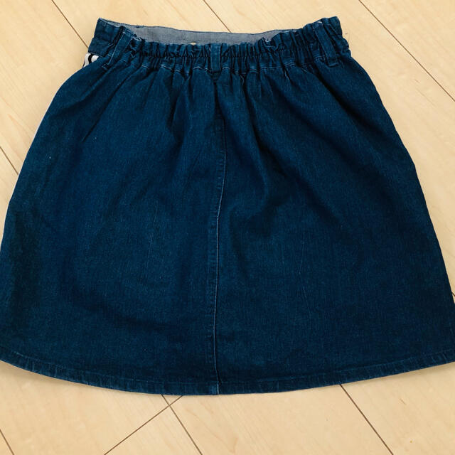 lovetoxic(ラブトキシック)のlovetoxic  スカート 150センチ キッズ/ベビー/マタニティのキッズ服女の子用(90cm~)(スカート)の商品写真
