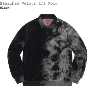 Supreme - Supreme Bleached Velour L/S Polo
