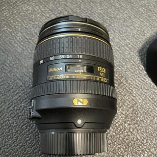 Nikon - Nikon AF-S NIKKOR 16-80mm 2.8-4 E ED VR