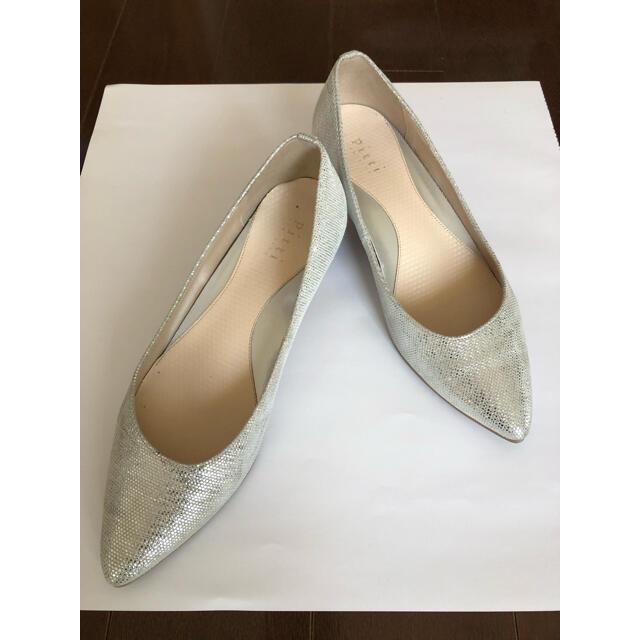 Pitti(ピッティ)のpitti パンプス 23㎝ 美品 レディースの靴/シューズ(ハイヒール/パンプス)の商品写真