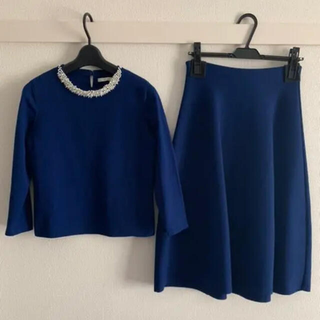 ANAYI(アナイ)のアナイ ANAYI セットアップ スーツ レディースのフォーマル/ドレス(スーツ)の商品写真