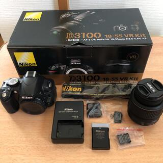 Nikon - 【美品】Nikon D3100 レンズキット