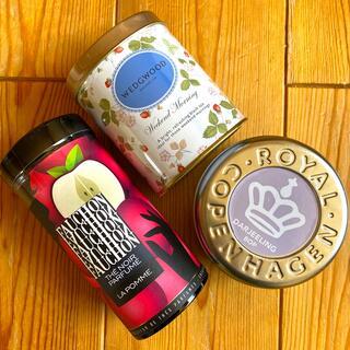 ウェッジウッド(WEDGWOOD)の新品未開封 紅茶 ウェッジウッド フォション ロイヤルコペンハーゲン(茶)