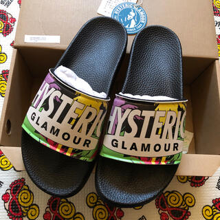HYSTERIC GLAMOUR - HYSTERIC GLAMOUR★サンダル
