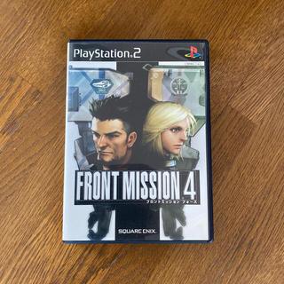 プレイステーション2(PlayStation2)のフロントミッション4(家庭用ゲームソフト)