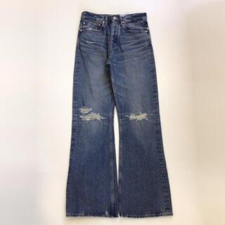 DAIRIKU 21aw Damage Flare Denim Pants