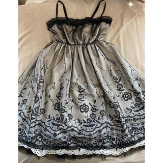 レストローズ(L'EST ROSE)のL'EST ROSE ドレス(ミディアムドレス)