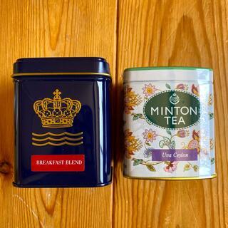 ロイヤルコペンハーゲン(ROYAL COPENHAGEN)の新品未開封 ロイヤルコペンハーゲン ミントン 紅茶セット◎(茶)