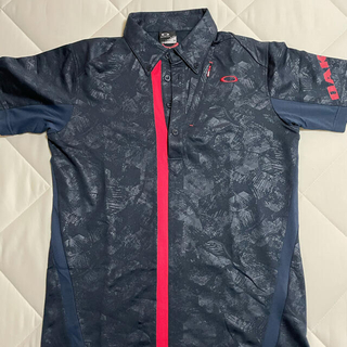 オークリー(Oakley)のオークリー ゴルフ Tシャツ サイズM  OAKLEY(ウエア)