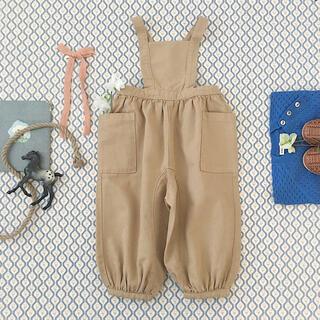 Caramel baby&child  - soor ploom opal overall 4Y