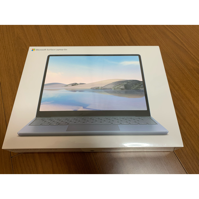 Microsoft(マイクロソフト)のMicrosoft THH-00034 Surface Laptop Go スマホ/家電/カメラのPC/タブレット(ノートPC)の商品写真