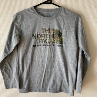 THE NORTH FACE - ノースフェイス 長袖T 150サイズ