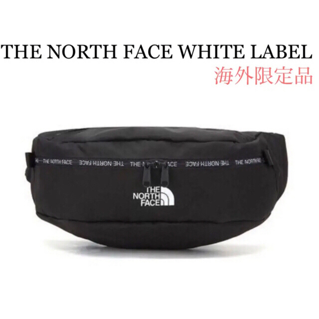 THE NORTH FACE(ザノースフェイス)の77 日本未入荷 ノースフェイス メッセンジャーバッグ 黒 メンズのバッグ(メッセンジャーバッグ)の商品写真