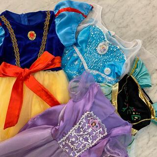 プリンセス ドレス コスチューム 100