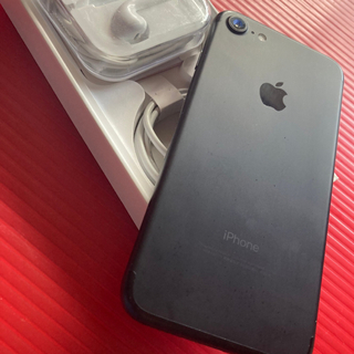 iPhone - iPhone7 SE2 32GB SIMフリー ブラック
