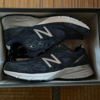 ニューバランス(New Balance)のnew balance m990nv4 ニューバランス990(スニーカー)