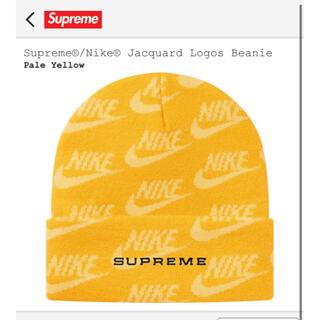 シュプリーム(Supreme)のSupreme Nike 21ss シュプリーム  ナイキ ビーニー ニット帽(ニット帽/ビーニー)