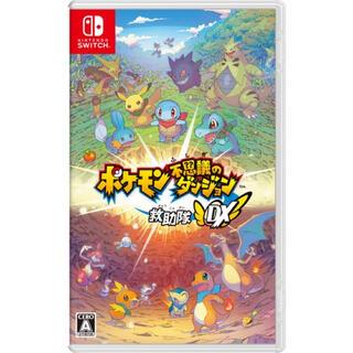 Nintendo Switch - ポケモン不思議のダンジョン Switch