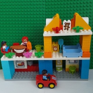 Lego - レゴ  デュプロ たのしいおうち 10835