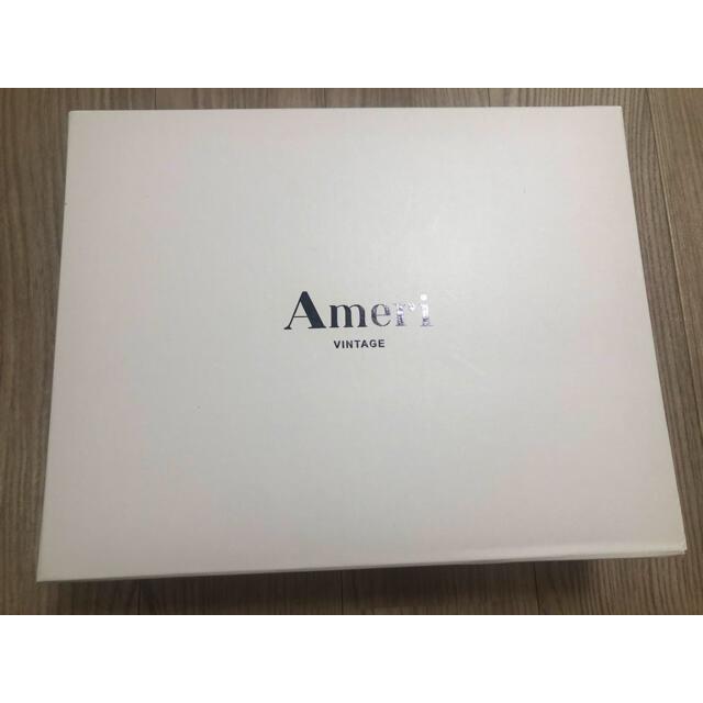 Ameri VINTAGE(アメリヴィンテージ)のAmeri 2021SS ブーツ レディースの靴/シューズ(ブーツ)の商品写真
