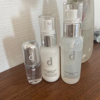 d program - dプログラム 美白 カンダンバリアエッセンス 美容液