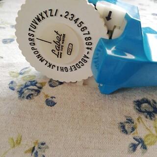 コクヨ(コクヨ)のかなりレトロ コクヨミニテープライター(テープ付)(オフィス用品一般)