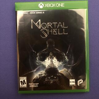 エックスボックス(Xbox)のxbox  one ソフト MORTAL SHELL モータルシェル【北米版】(家庭用ゲームソフト)