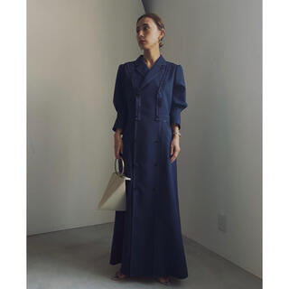 Ameri VINTAGE - TALOR SUSPENDER DRESS