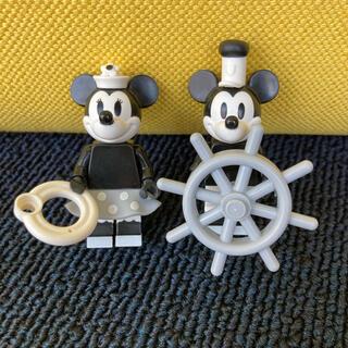 Lego - レゴ ミニフィグ ミッキー ミニー セット