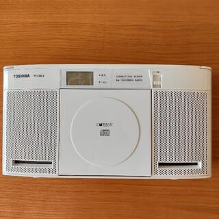 東芝 - 東芝 ラジオ付CDプレイヤー