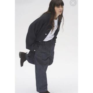 サンシー(SUNSEA)のgourmet jeans カバーオール ストライプ ジャケット(カバーオール)