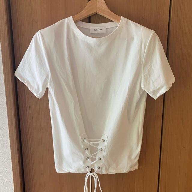 Mila Owen(ミラオーウェン)の Mila Owen Tシャツ レディースのトップス(Tシャツ(半袖/袖なし))の商品写真