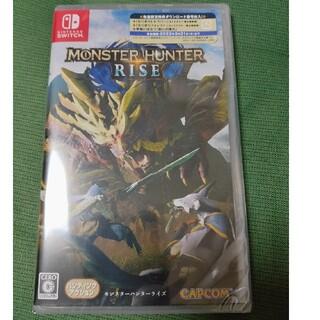 Nintendo Switch - 【新品未開封】モンスターハンターライズ
